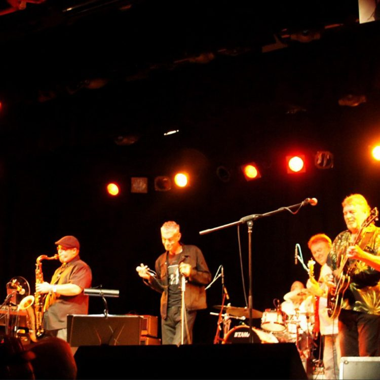 Climax Blues Band live at Colne Festival 2013
