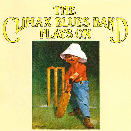 Climax Blues Band Plays On album cover