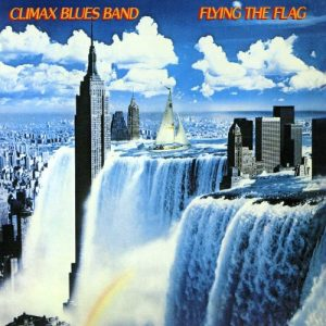 Climax Blues Band Flying the Flag album cover