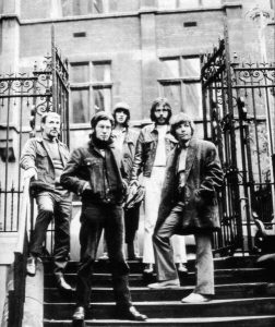 Publicity photo of Climax Blues Band from 1969