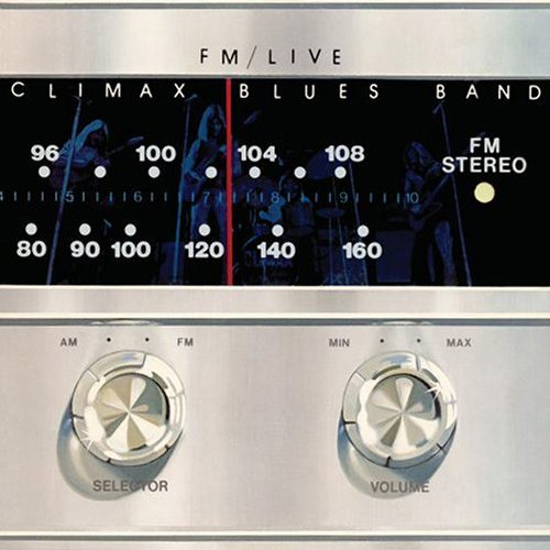 Climax Blues Band FM Live album cover