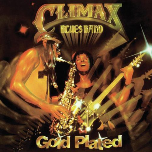 Climax Blues Band Gold Plated album cover