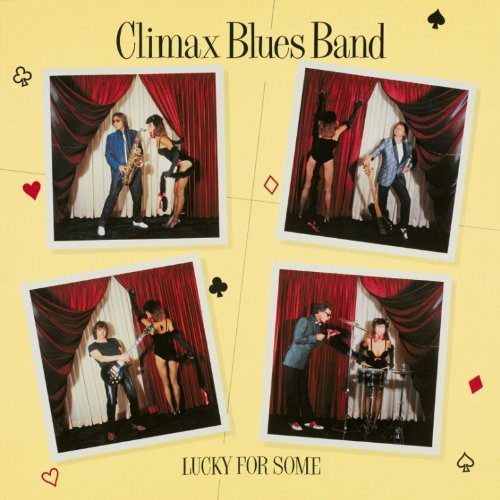 Climax Blues Band Luck for Some album cover