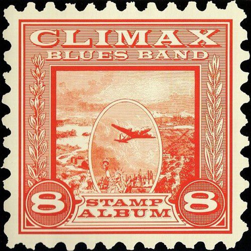 Climax Blues Band Stamp Album album cover