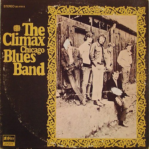 The Climax Chicago Blues Band album cover