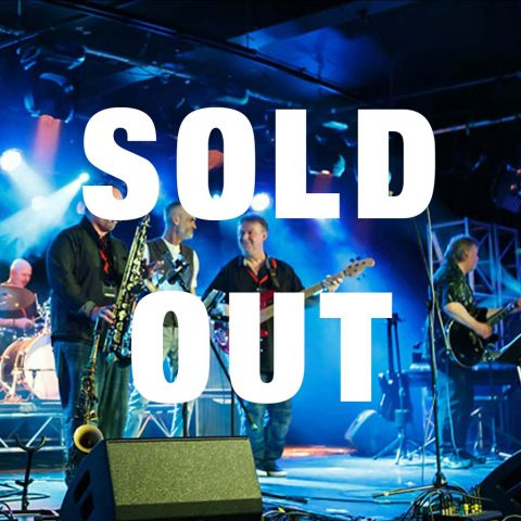Sold Out notice live Climax Blues Band show