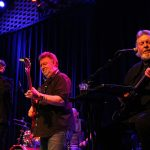 Climax Blues Band performing live with Lester Hunt lead guitarist seated