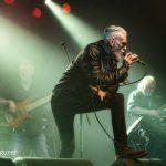 Graham Dee sings at HRH Blues Festival Sheffield UK 2019
