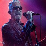 Graham Dee sings passionately at HRH Blues Festival Sheffield UK 2019