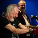 George Glover Climax Blues Band - Bordesholm Feb 2020 © BEATE GRAMS www.bluesbea.de