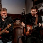Neil Simpson and Dan Machin with Climax Blues Band live at Lichfield Guild Hall September 2021