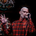 Graham Dee on vocals with Climax Blues Band live at Lichfield Guild Hall September 2021